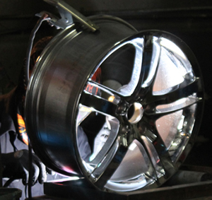 Tri City Wheel Repair - Hesperia